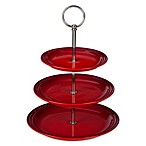 Le Creuset® 3-Tier Stand in Cherry