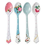 Royal Albert New Country Roses Vintage Spoons (Set of 4)