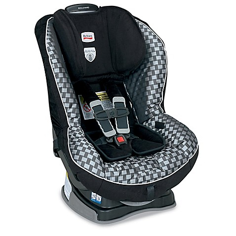 BRITAX Boulevard® G4 Convertible Car Seat in Sterling - buybuy BABY