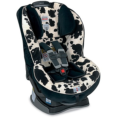 buy britax pavilion g4 convertible car seat in cowmooflage from bed bath beyond. Black Bedroom Furniture Sets. Home Design Ideas