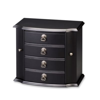 Buy Wooden Jewelry Boxes from Bed Bath Beyond