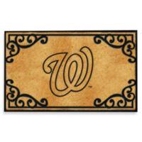 Washington Nationals Door Mat