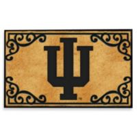 Indiana University Coir Fiber Door Mat