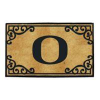 University of Oregon Coir Fiber Door Mat