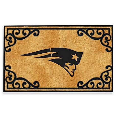 Nfl New England Patriots Door Mat Bed Bath Amp Beyond