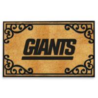 NFL New York Giants Door Mat