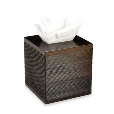 Buy Decorative Tissue Box Cover From Bed Bath Beyond