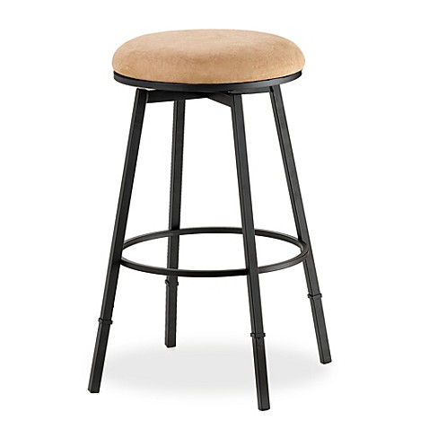 Hillsdale Felton Black 30 Inch Stool Bed Bath Amp Beyond