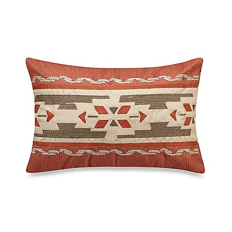 Raymond Waites Monteray Oblong Throw Pillow
