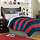 Rugby 8-Piece Full Complete Comforter Set