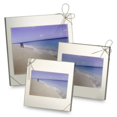 vera wang wedgwood love knots 8 inch x 10 inch picture frame in