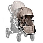 Baby Jogger® City Select® Silver Frame Second Seat Kit in Quartz