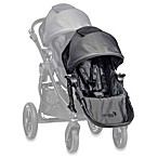 Baby Jogger® City Select® Black Frame Second Seat Kit in Charcoal