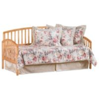 Hillsdale Carolina Daybed with Suspension Deck Set in Country Pine