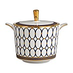 Wedgwood® Renaissance Gold Covered Sugar Bowl