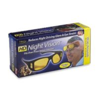 HD Vision™ Wraparound Night Lenses