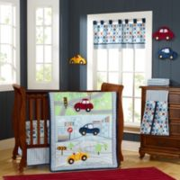 New Country Home Laugh Giggle & Smile My Little Town 9-Piece Crib Set