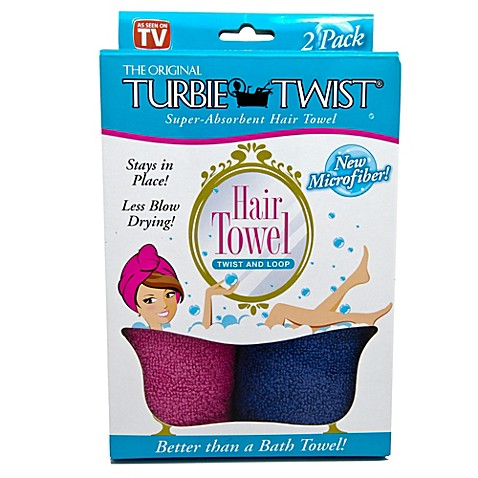 Turbie Twist Bed Bath And Beyond