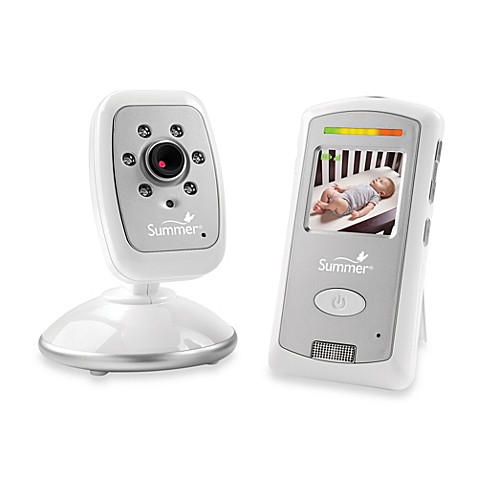 summer infant clear sight digital color video monitor buybuy baby. Black Bedroom Furniture Sets. Home Design Ideas