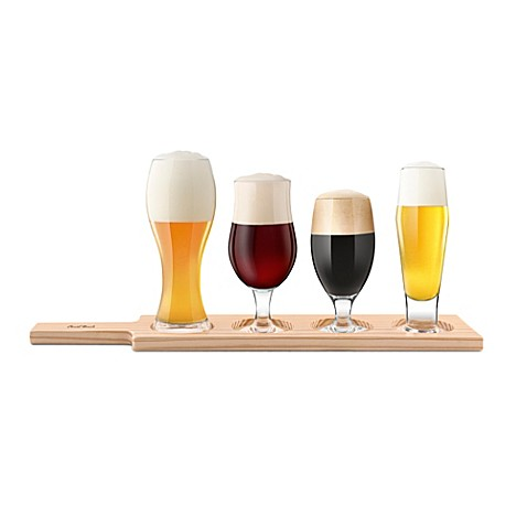 Beer Tasting Set Bed Bath And Beyond