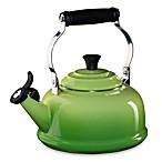 Le Creuset® 1.8 qt. Whistling Tea Kettle in Palm