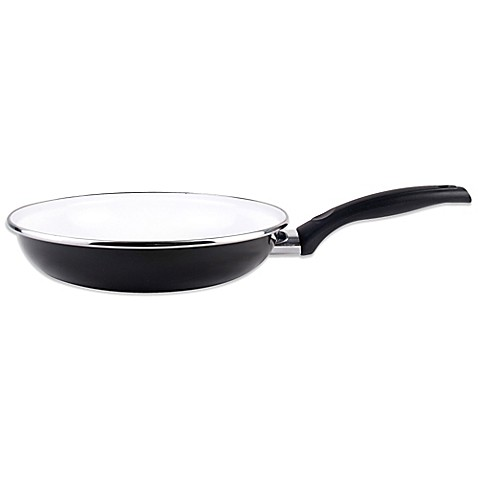 Buy Magefesa® 10-Inch Nonstick Fry Pan in Black from Bed Bath & Beyond