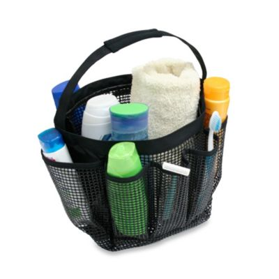 Mesh Shower Tote buy mesh shower tote from bed bath & beyond