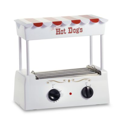 Old fashion hot dog roller 11