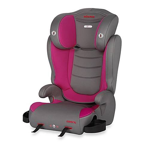 Diono Cambria Highback Booster Car Seat Reviews
