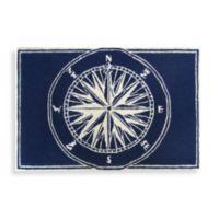 Trans-Ocean Compass 30-Inch x 48-Inch Front Porch Door Mat