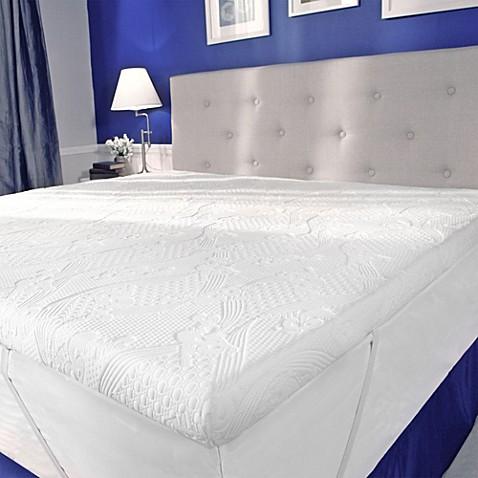 Mypillow 174 Mattress Topper Bed Bath Amp Beyond