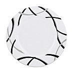 Lenox® Vibe Black & Grey 8.75-Inch Accent Plate
