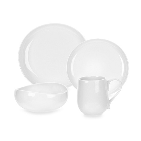 Portmeirion Ambiance 4-Piece Place Setting in Pearl  sc 1 st  Bed Bath u0026 Beyond & Portmeirion Ambiance 4-Piece Place Setting in Pearl - Bed Bath u0026 Beyond