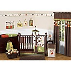 Sweet Jojo Designs Forest Friends 11-Piece Crib Bedding Set