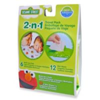 Hamco Neat Solutions Sesame Street Changing Pads & Wet Wipes