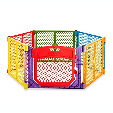 North States Superyard Colorplay Ultimate Playard Buybuy