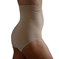Upspring MS Hi-Waist Postpartum Recovery Panty in Nude
