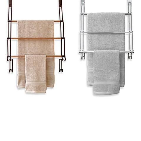 Better Sleep Over The Door Towel Bar Bed Bath Beyond