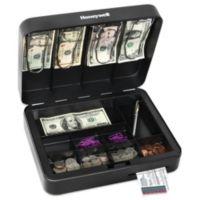 Honeywell Deluxe Steel Cash Box