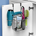 .ORG Spectrum Grid Over-the-Door Styling Caddy