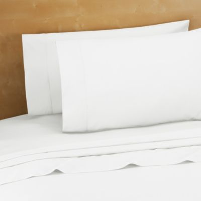 220 Thread Count 100 Cotton Full Xl Sheet Set In White
