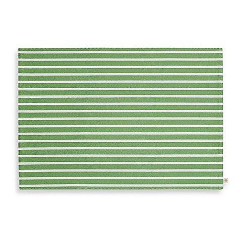 kate spade new york Harbour Drive Placemat in Green