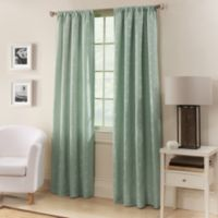 Avalon 84-Inch Window Curtain Panel in Spa Blue