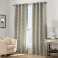 West Bay 84-Inch Grommet Window Curtain Panel in Pebble