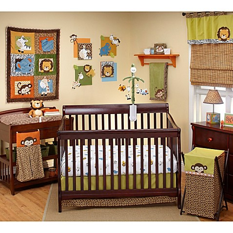 Nojo Zambia Crib Bedding Collection Buybuy Baby