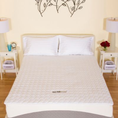 ChiliPad Cooling and Heating Single Zone Split Mattress Pad Bed