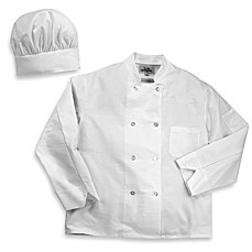 Chef's Jacket and Hat