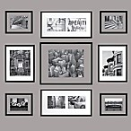 Gallery Perfect 9-Piece Matted and Float Frame Kit
