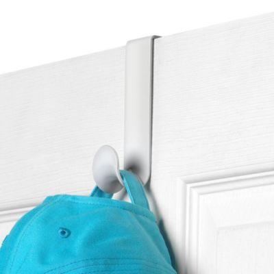Spectrum™ Over The Door Hook In White (Set Of 2)