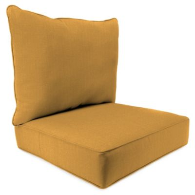 Buy 24 x 24 Deep Seat Outdoor Cushions from Bed Bath Beyond